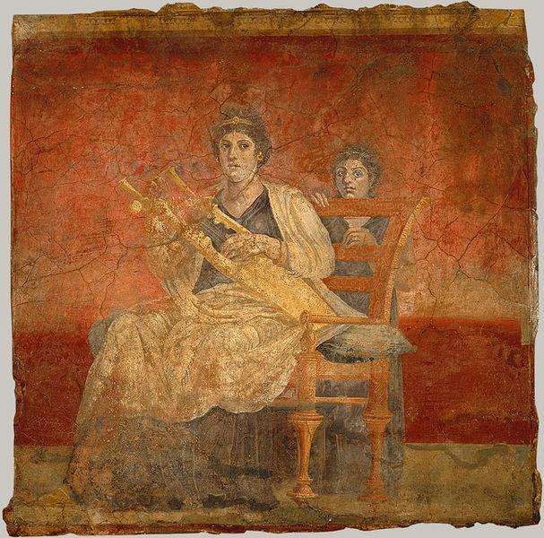 Roman Fresco String Inst